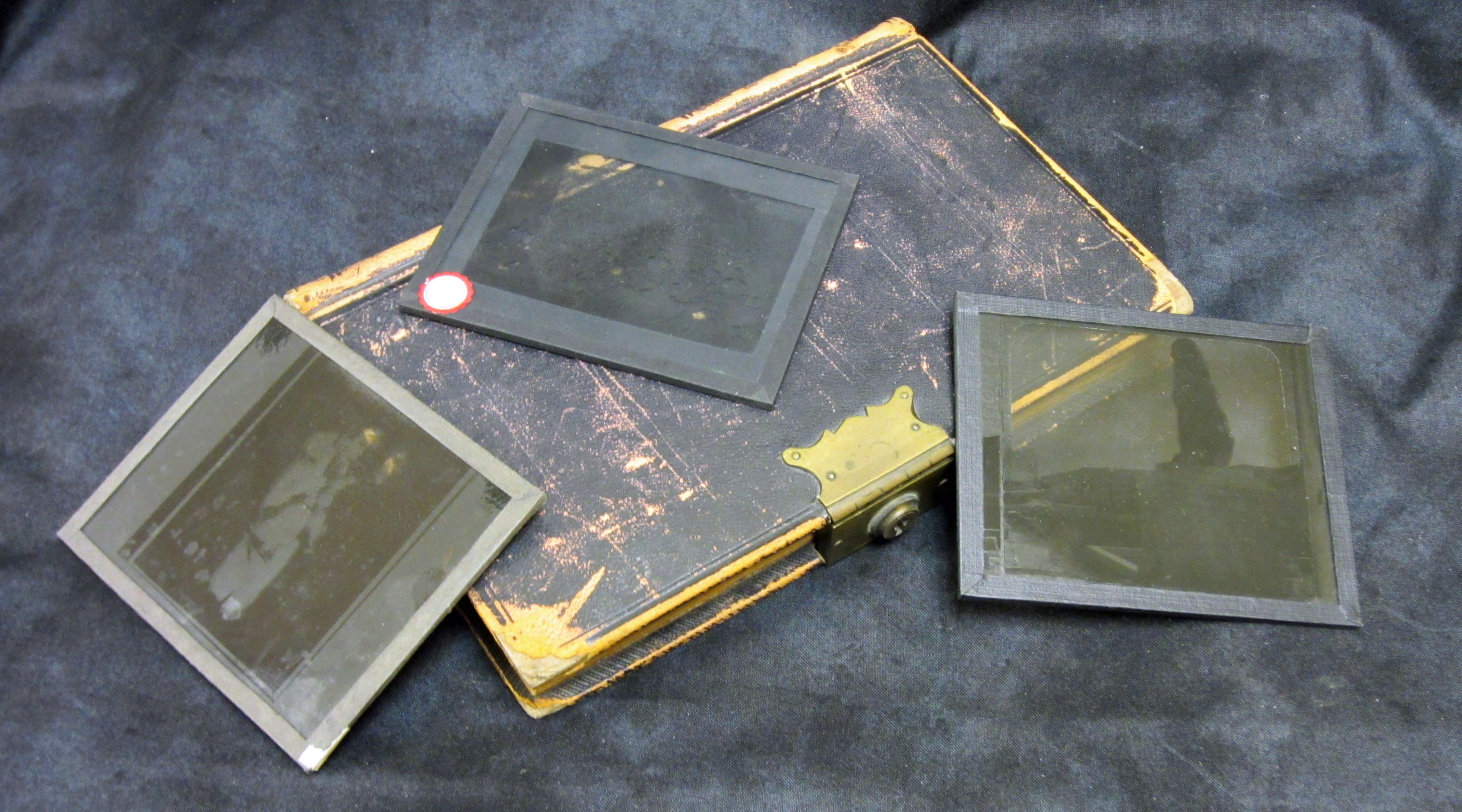 Antique Glass Slides