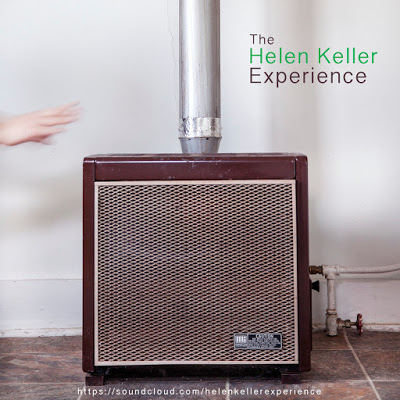 """The Helen Keller Experience,"" curatorial project, 2014, soundcloud.com/helenkellerexperience"