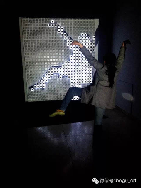 untitled interactive artwork