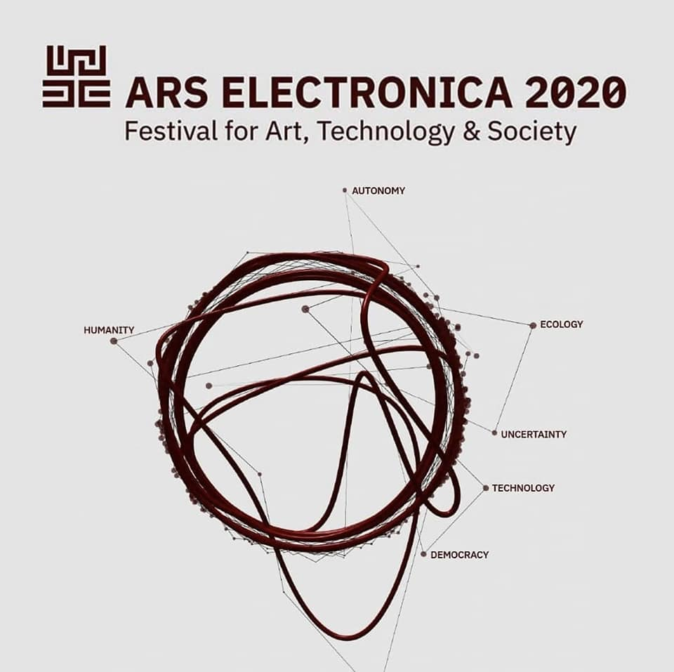 Ars Electronica: Festival for Art, Technology & Society, 2020 Poster