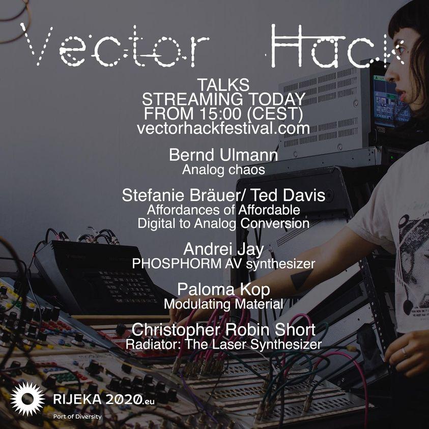 Vector Hack Poster