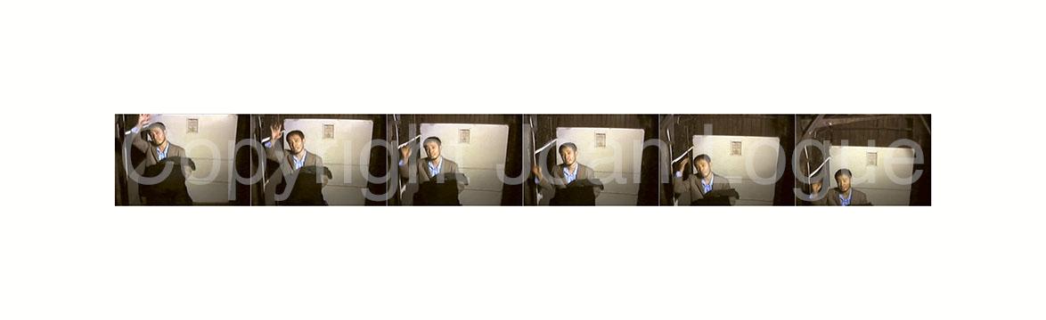 Nam Jun Paik Video Portrait