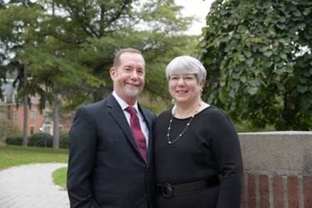David '78 and Vickie Voss '94 Kaplan